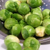Washed Brussel Sprouts