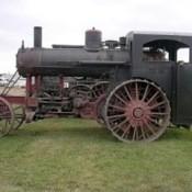 Old Time Tractor (North Dakota)