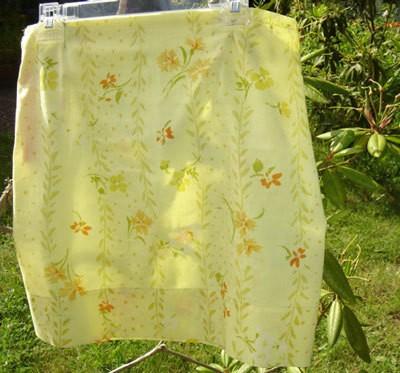 Making Pillowcases Extraordinary Making A Pillowcase Skirt ThriftyFun