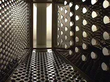 Fine Art from Ordinary Objects, Cheese Grater