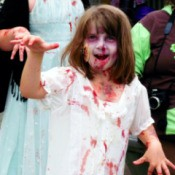 Zombie Child (Zombie Fest, Coos Bay, OR)