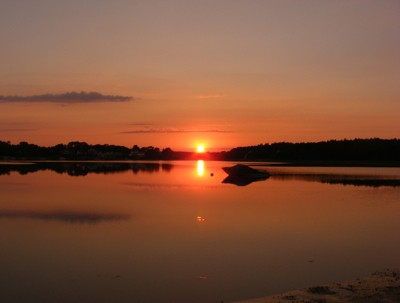 Onset Beach Sunset