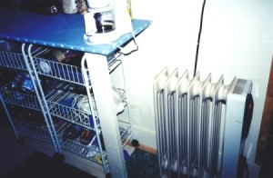 Alaska Renovation Heater