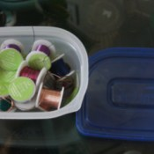 Reuse Pet Food Containers For Storage