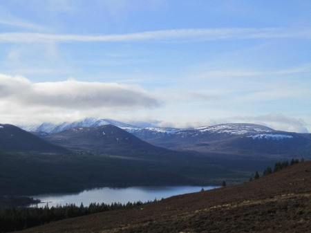 Travel: The Cairngorms, Scotland