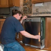 Replacing a Dishwasher