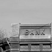 Depression Era Bank