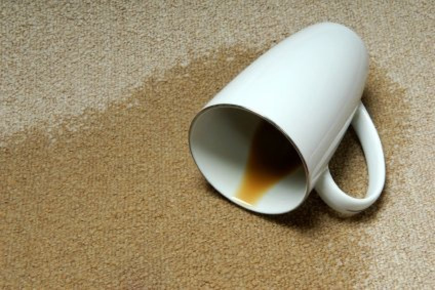 Removing A Coffee Stain From Carpet Thriftyfun