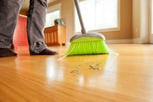 Floor Sweeping Tips ThriftyFun