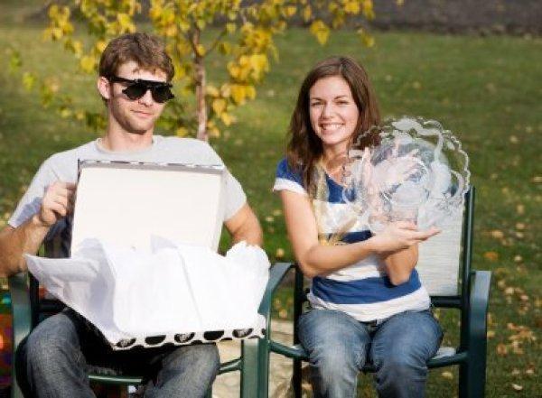 registering for wedding gifts thriftyfun