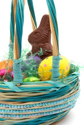 Easter basket ideas thriftyfun easter basket ideas negle Image collections