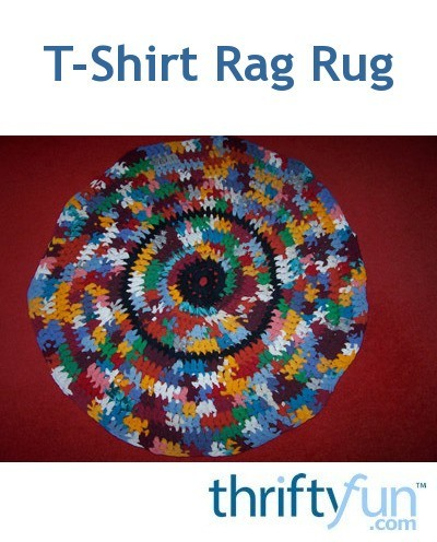 Making a Rag Rug | ThriftyFun