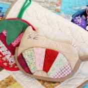 Handmade Quilted Potholders