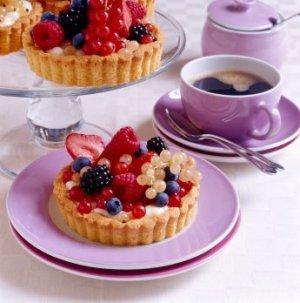 Coffee and dessert reception.