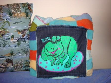 Frog design.