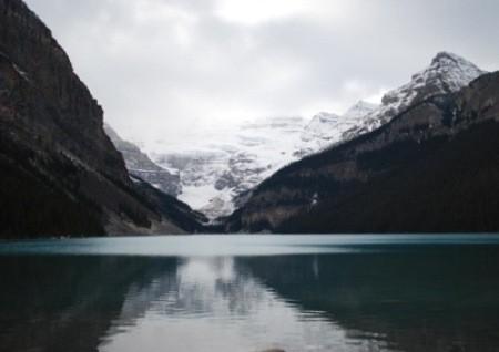 Scenery: Lake Louise, Alberta