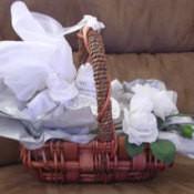 Bridesmaids gift basket.