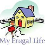 My frugal life.