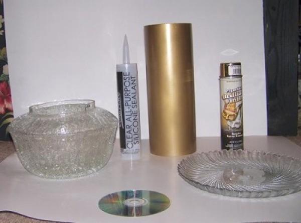 Reflector supplies.