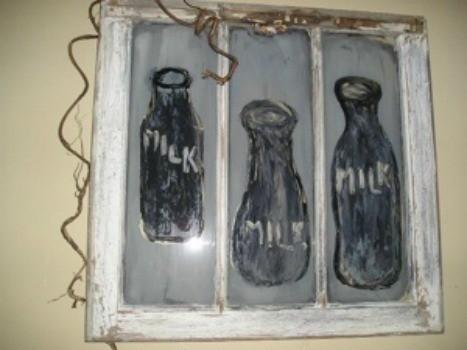 Crafts Using Old Windows | ThriftyFun