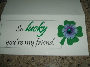 St. Patrick's Day Lucky Charms Gift
