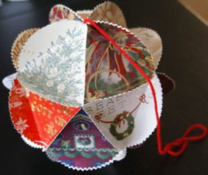 Uses for old greeting cards thriftyfun using old christmas cards m4hsunfo