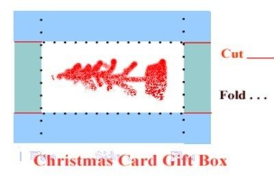 Card box guide.