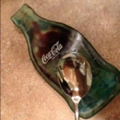 coke bottle spoon rest