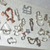 Display Cookie Cutters On Walls