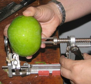Putting Apple on Peeler