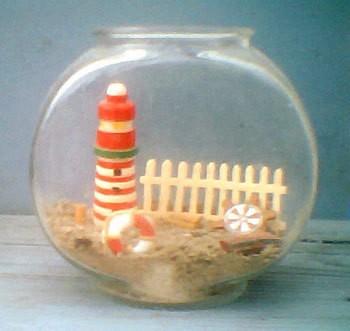 Seaside In A Bowl