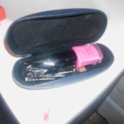 Use Eyeglass Case To Store Small Items