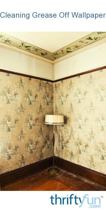 Cleaning Grease Off Wallpaper Thriftyfun