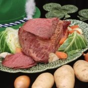 St. Patrick's Day Recipes, Corned Beef