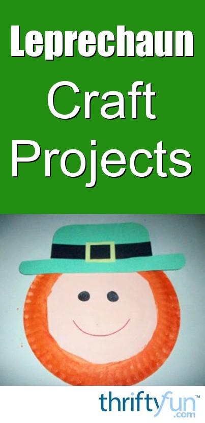 sc 1 st  ThriftyFun.com & Making a Paper Plate Leprechaun | ThriftyFun