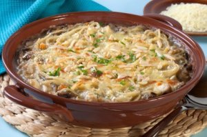 Tetrazzini Recipes, Chicken Tetrazzini
