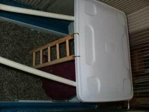 Shelf with Ladder