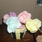 Coffee Filter Flowers