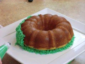 Leprechaun Trap Cake 1