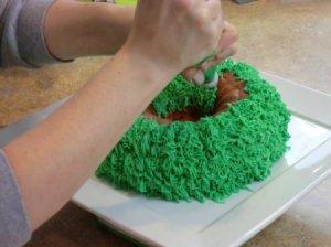 Leprechaun Trap Cake 2