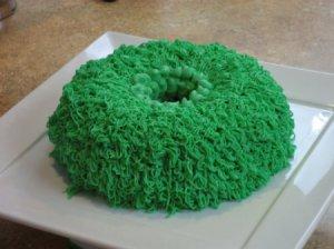 Leprechaun Trap Cake 3