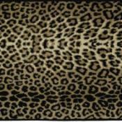 Leopard Memory Foam Mat