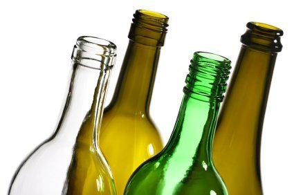 Craft Uses for Wine Bottles