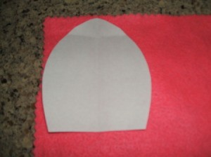 Tulip Favor Cup - template for petals