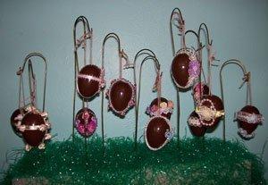 Plastic Chocolate Eggs