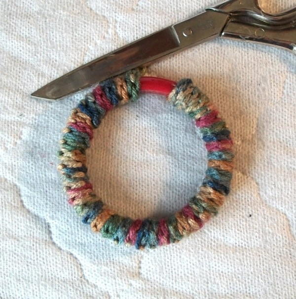 Ideas For Crocheted Chains - Bracelet