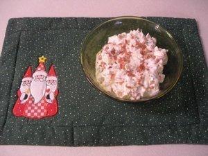 Artichoke Red Pepper Dip