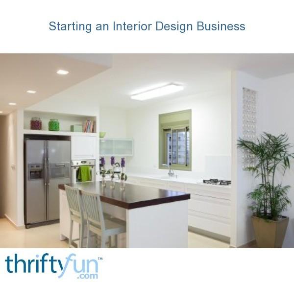 Starting an Interior Design Business | ThriftyFun