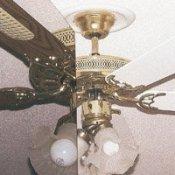 Refurbished a Ceiling Fan