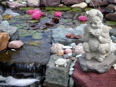 Building A Garden Pond Helps Create A Tranquil Setting And Has The Added  Bonus Of Attracting Wildlife Such As Birds And Frogs.